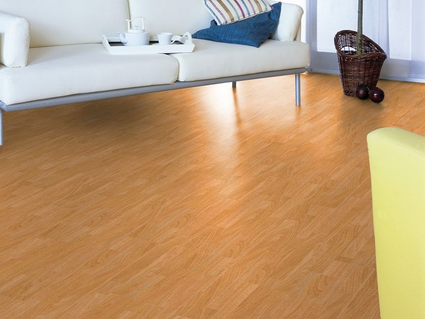 PVC flooring with wood effect PW 1800 by PROJECT FLOORS