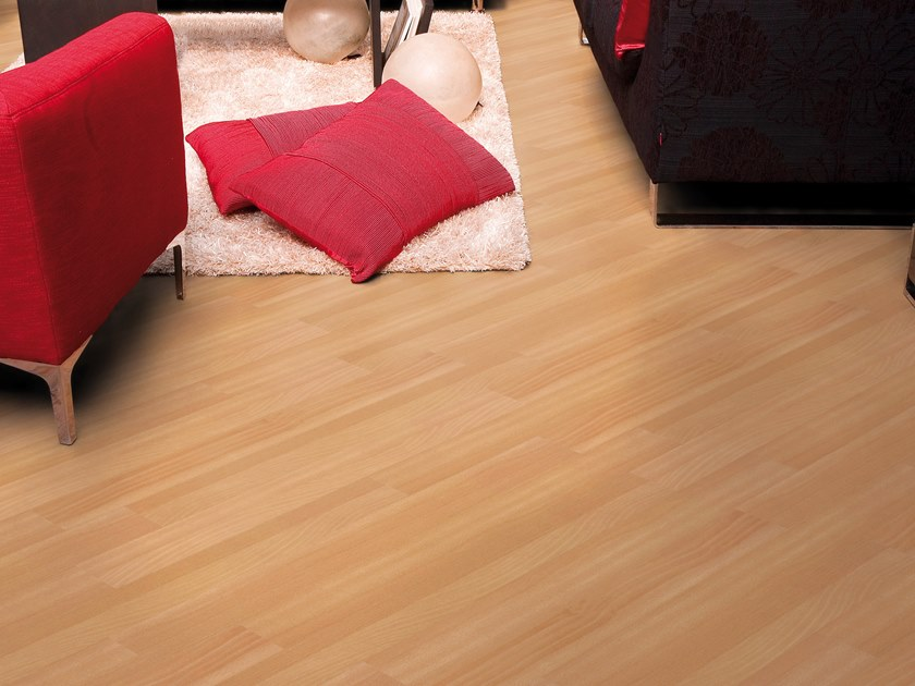 PVC flooring with wood effect PW 1820 by PROJECT FLOORS