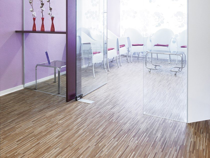 PVC flooring with wood effect PW 1830 by PROJECT FLOORS