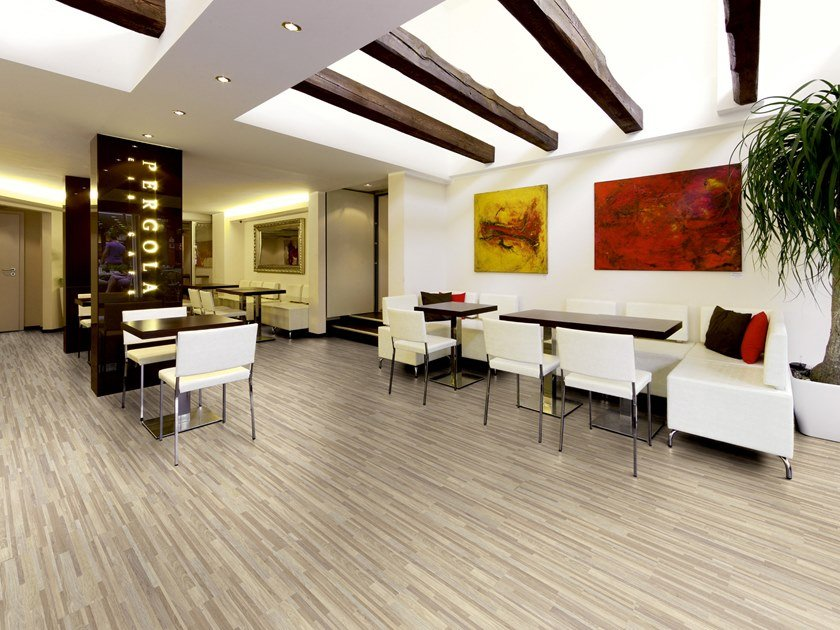 PVC flooring with wood effect PW 1840 by PROJECT FLOORS