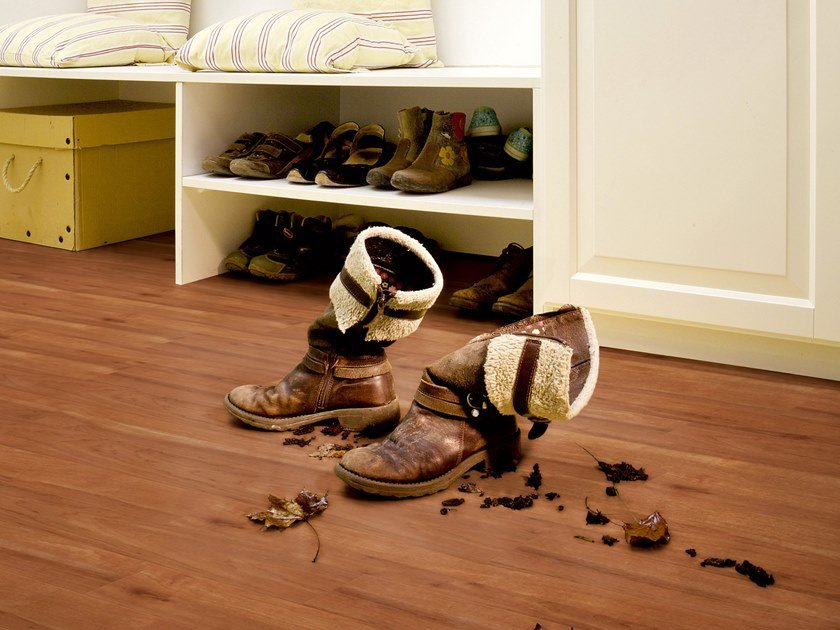 PVC flooring with wood effect PW 1907 by PROJECT FLOORS