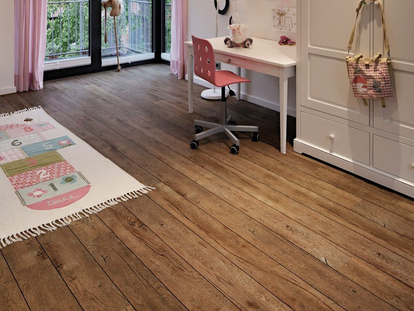 PVC flooring with wood effect PW 2005 by PROJECT FLOORS