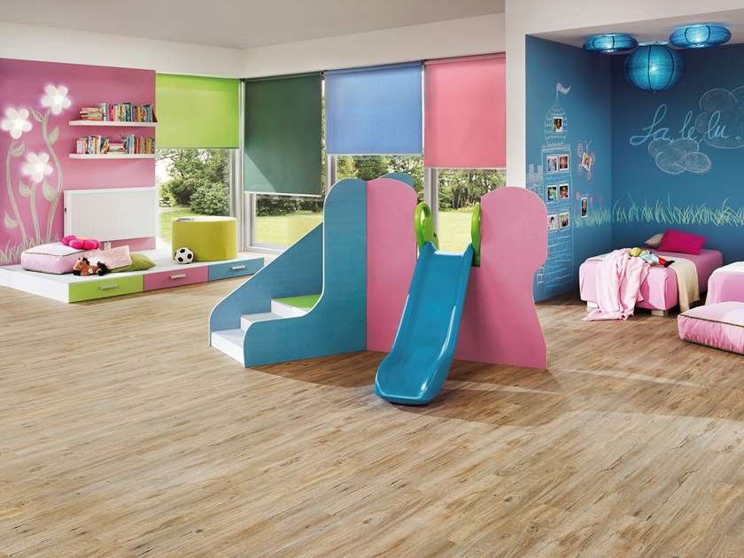 PVC flooring with wood effect PW 2020 by PROJECT FLOORS