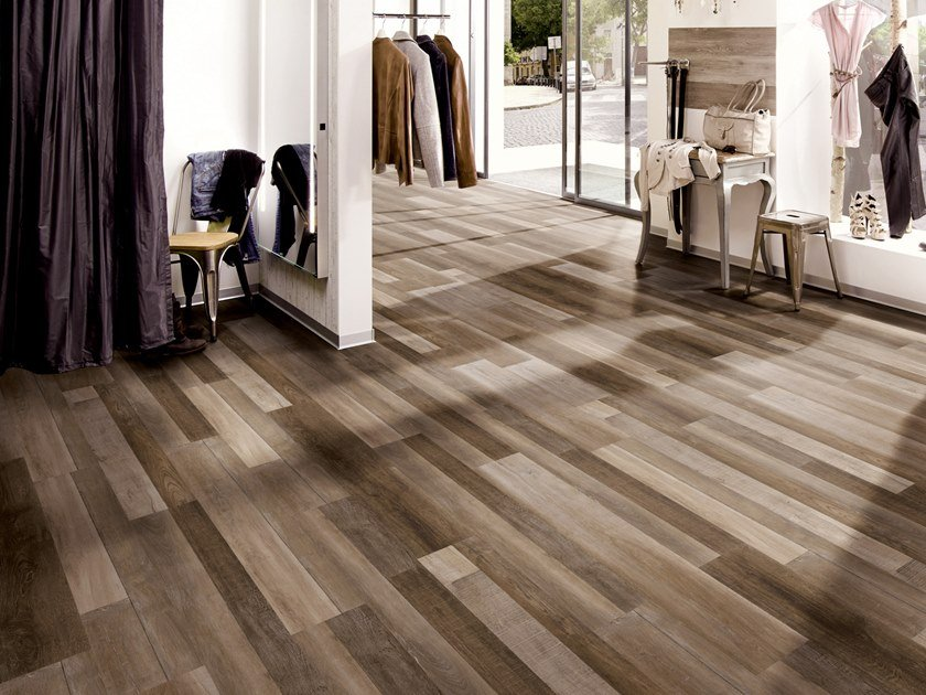 PVC flooring with wood effect PW 2960 by PROJECT FLOORS