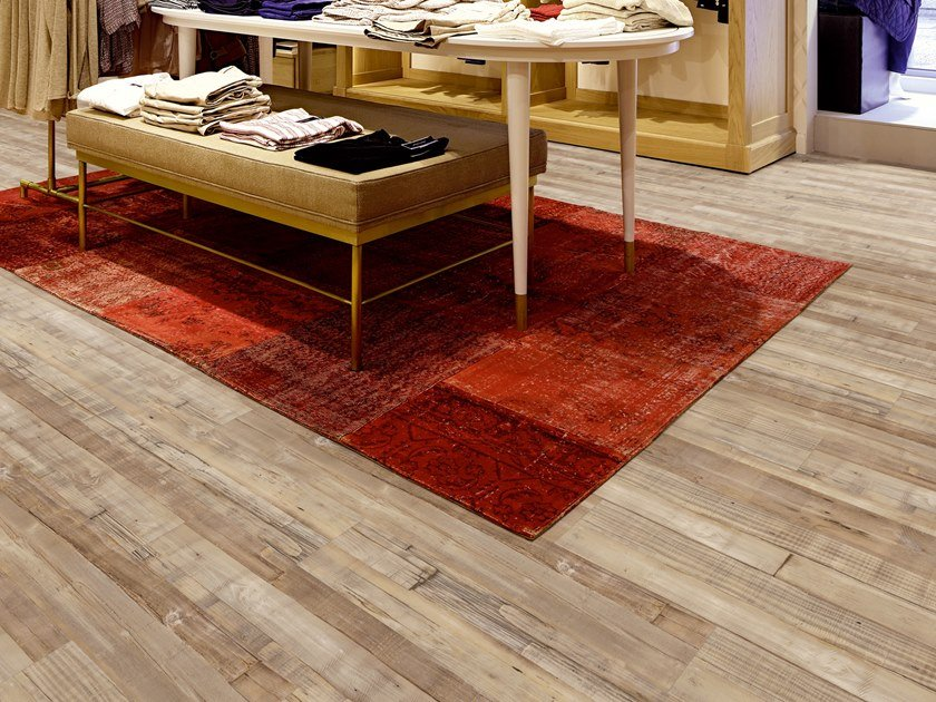 PVC flooring with wood effect PW 2970 by PROJECT FLOORS