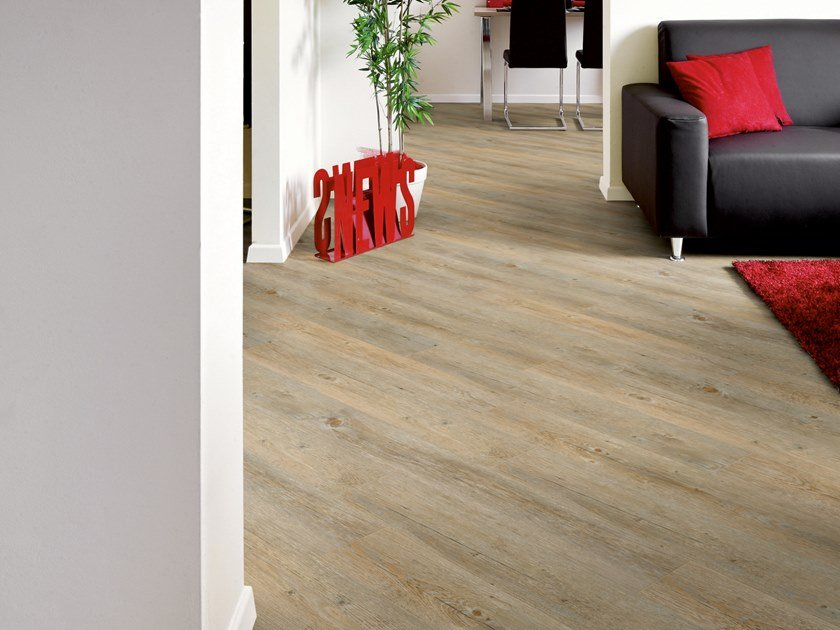 PVC flooring with wood effect PW 3020 by PROJECT FLOORS