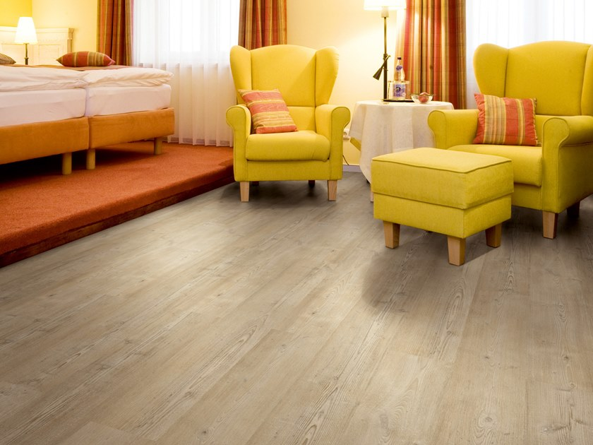 PVC flooring with wood effect PW 3021 by PROJECT FLOORS