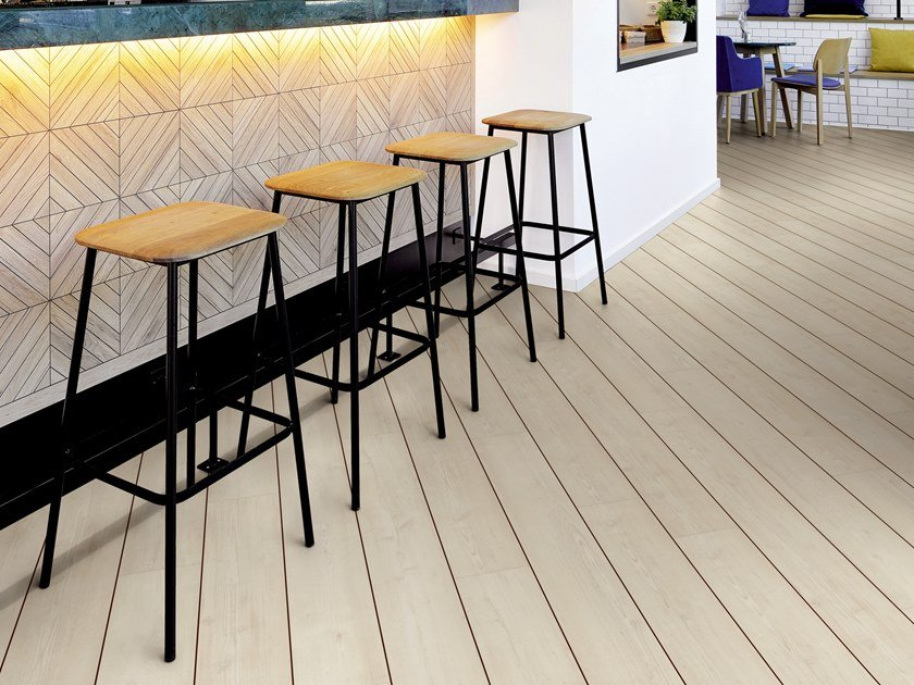 PVC flooring with wood effect PW 3022 by PROJECT FLOORS