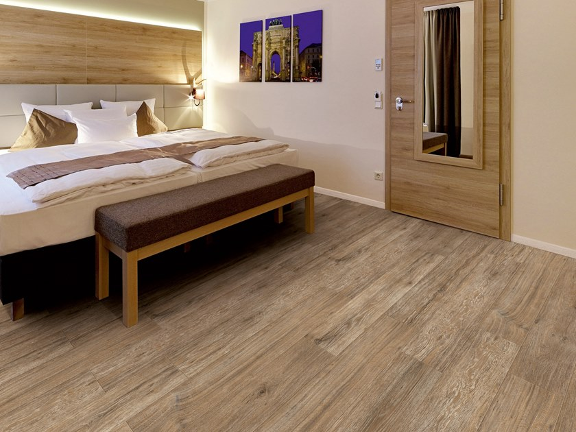 PVC flooring with wood effect PW 3023 by PROJECT FLOORS