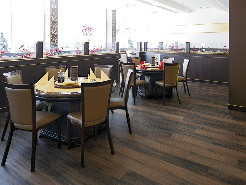PVC flooring with wood effect PW 3038 by PROJECT FLOORS