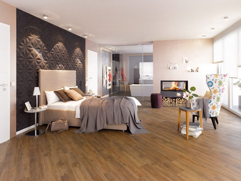 PVC flooring with wood effect PW 3065 by PROJECT FLOORS