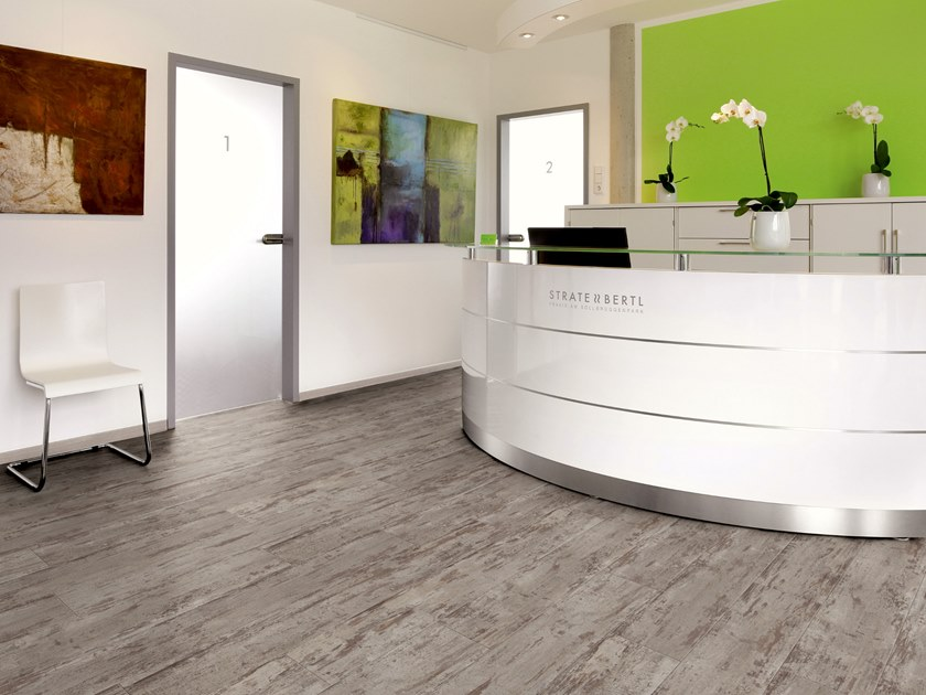 PVC flooring with wood effect PW 3080 by PROJECT FLOORS