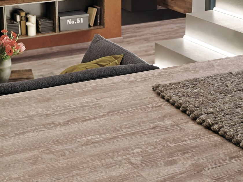 PVC flooring with wood effect PW 3085 by PROJECT FLOORS