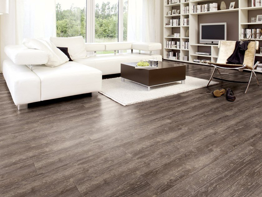 PVC flooring with wood effect PW 3086 by PROJECT FLOORS