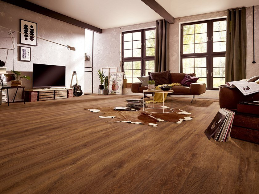 PVC flooring with wood effect PW 3130 by PROJECT FLOORS