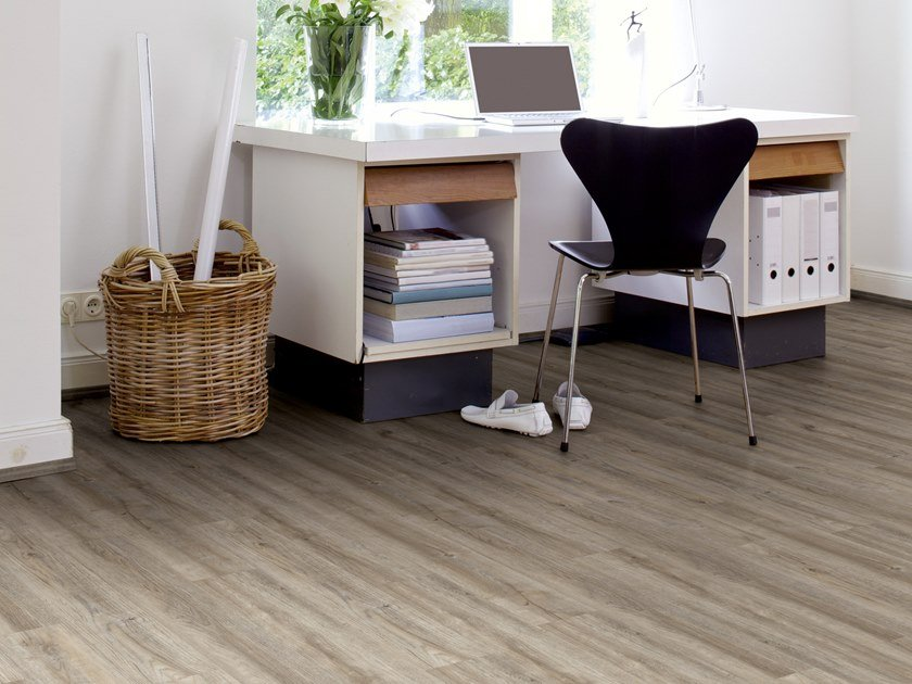 PVC flooring with wood effect PW 3140 by PROJECT FLOORS