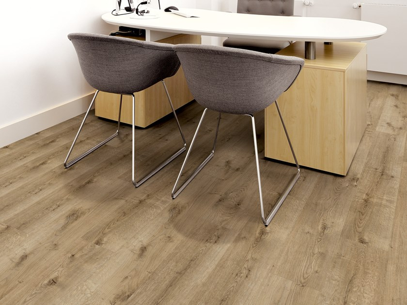 PVC flooring with wood effect PW 3160 by PROJECT FLOORS