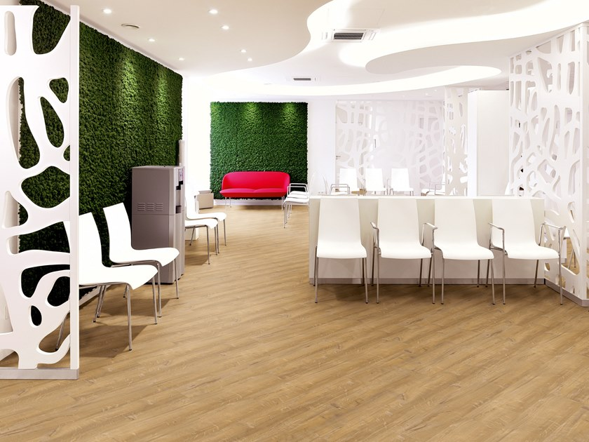 PVC flooring with wood effect PW 3190 by PROJECT FLOORS
