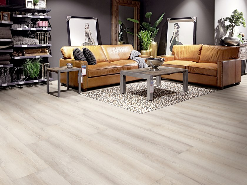 PVC flooring with wood effect PW 3200 by PROJECT FLOORS