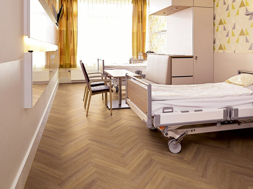 PVC flooring with wood effect PW 3615/HB by PROJECT FLOORS