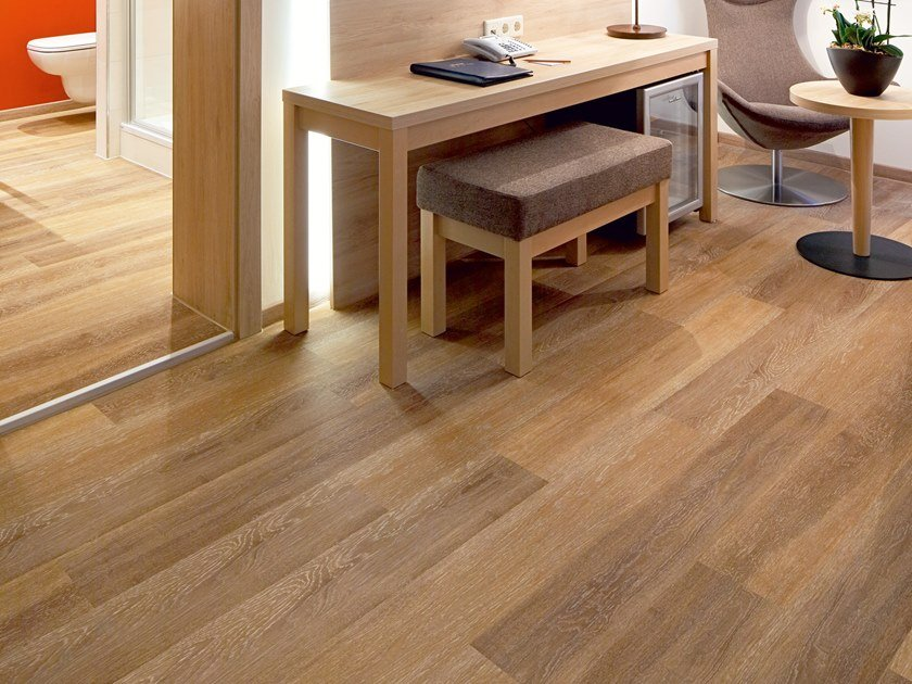 PVC flooring with wood effect PW 3615 by PROJECT FLOORS