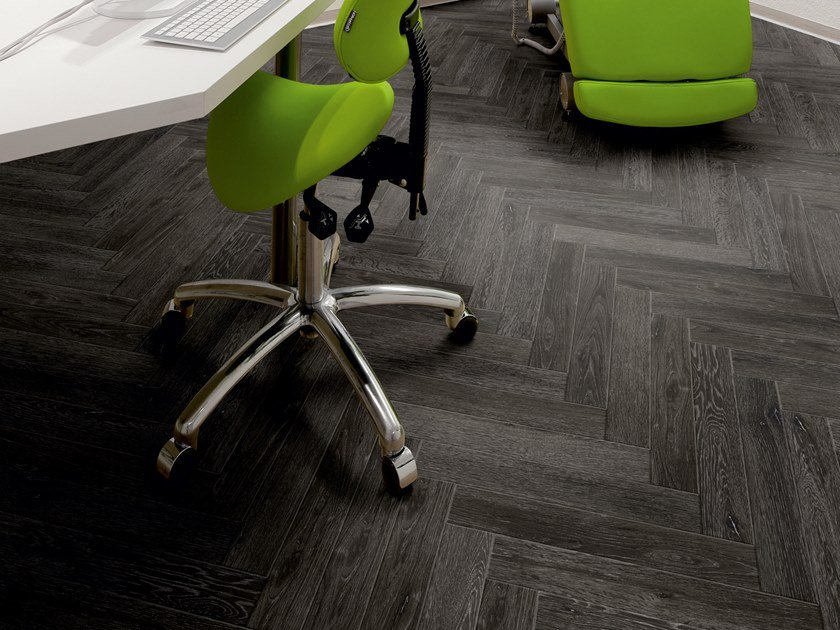 PVC flooring with wood effect PW 3620/HB by PROJECT FLOORS