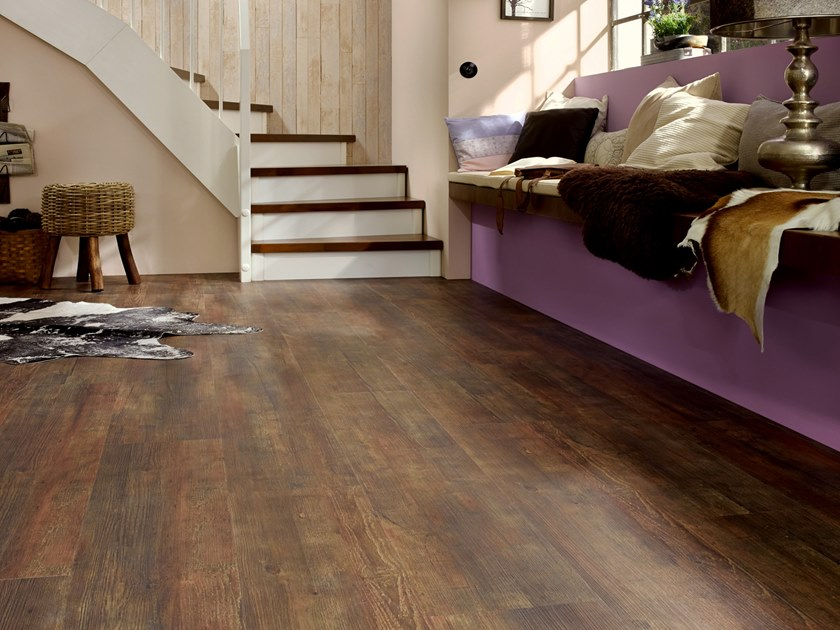 PVC flooring with wood effect PW 3811 by PROJECT FLOORS