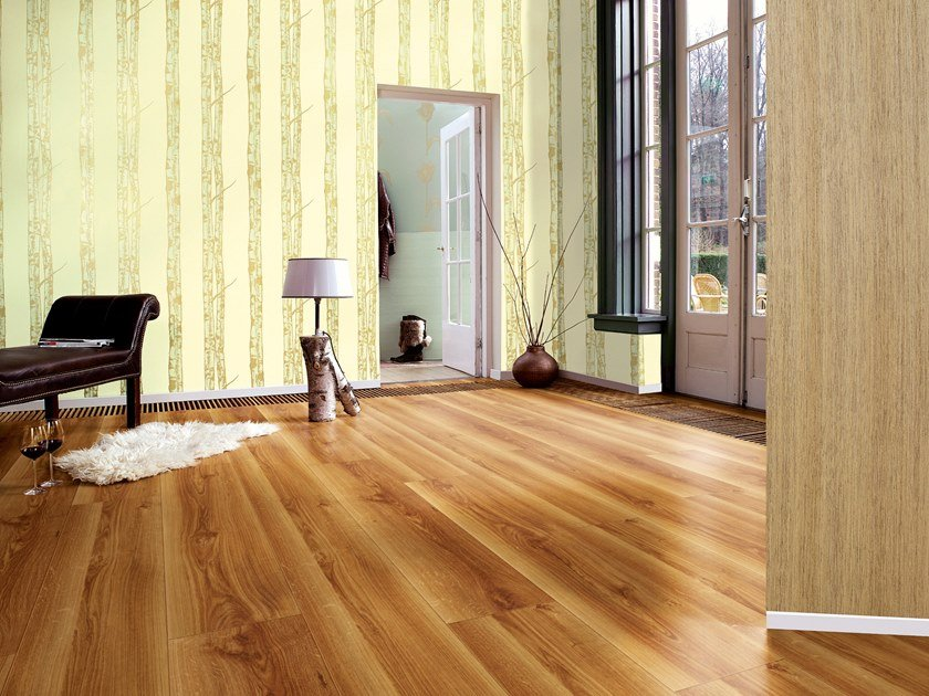 PVC flooring with wood effect PW 3820 by PROJECT FLOORS