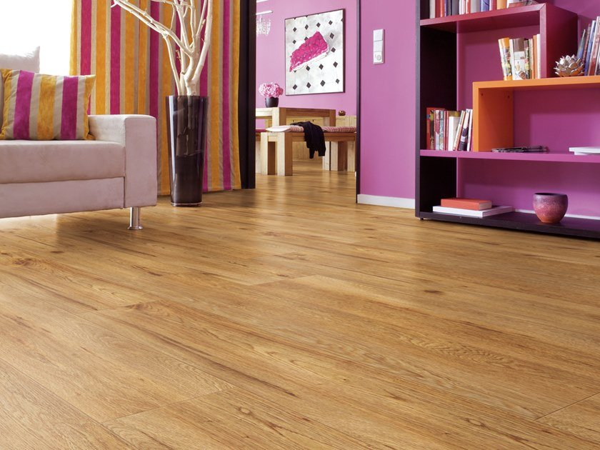 PVC flooring with wood effect PW 3840 by PROJECT FLOORS