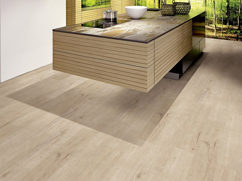 PVC flooring with wood effect PW 3900 by PROJECT FLOORS