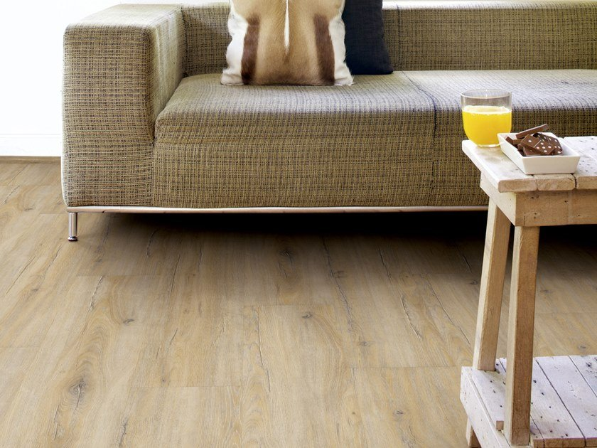 PVC flooring with wood effect PW 3910 by PROJECT FLOORS