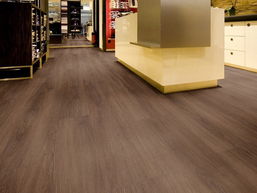 PVC flooring with wood effect PW 3911 by PROJECT FLOORS