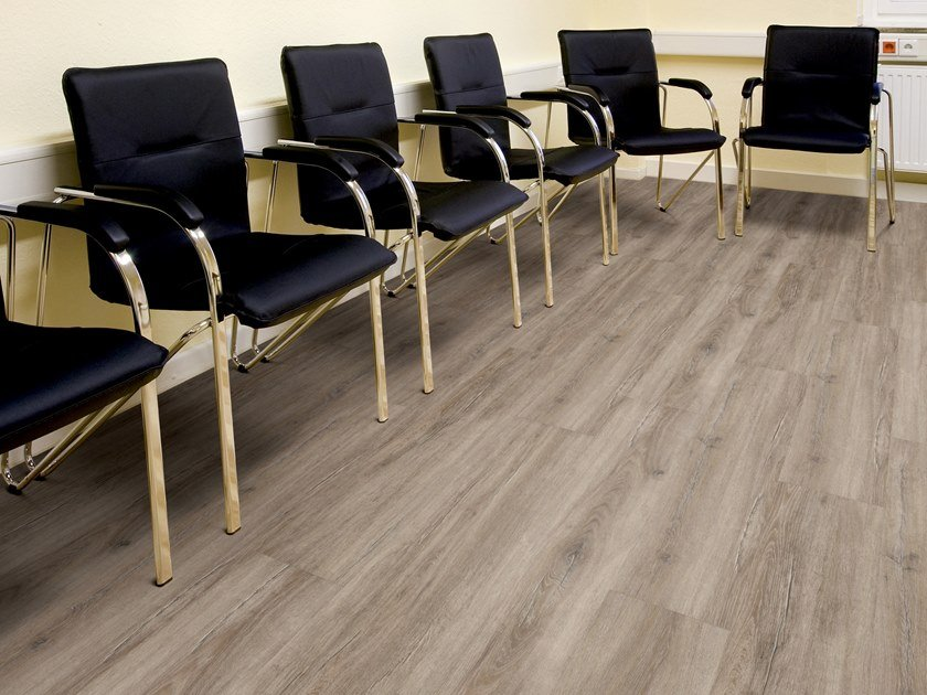 PVC flooring with wood effect PW 3912 by PROJECT FLOORS