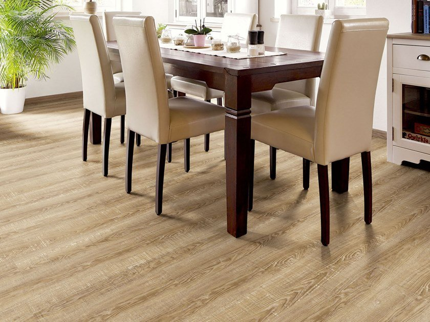 Pvc flooring with wood effect pw 4001 by project floors
