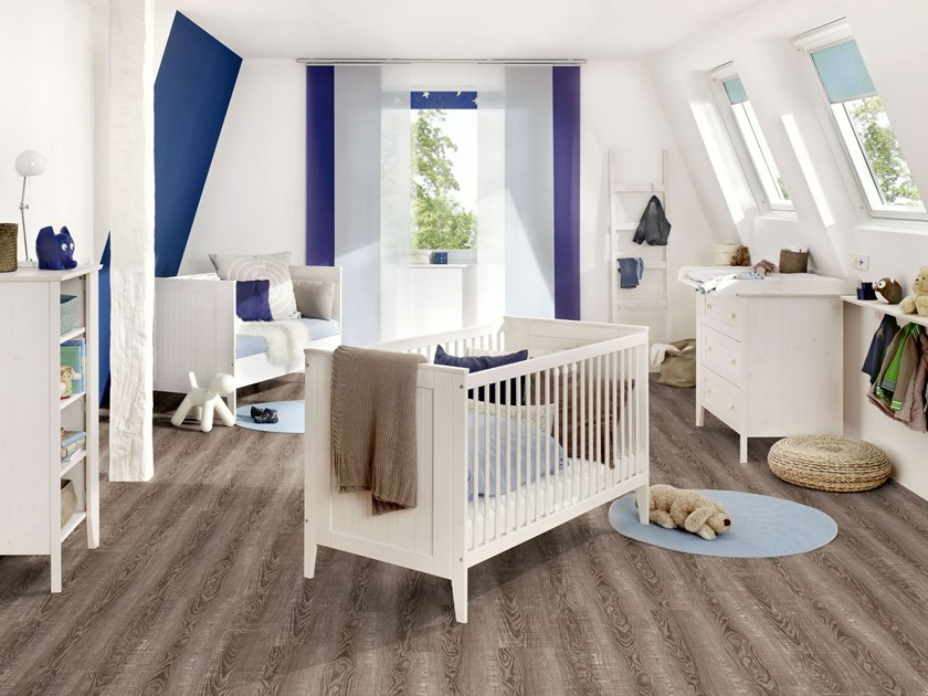 PVC flooring with wood effect PW 4002 by PROJECT FLOORS