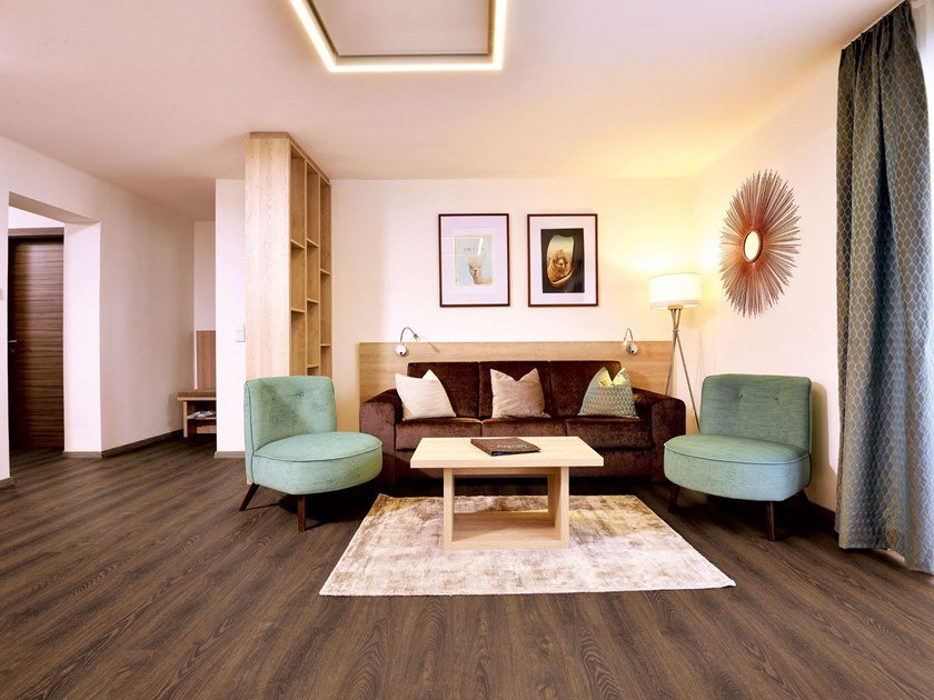 PVC flooring with wood effect PW 4013 by PROJECT FLOORS