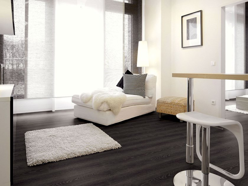 PVC flooring with wood effect PW 4014 by PROJECT FLOORS