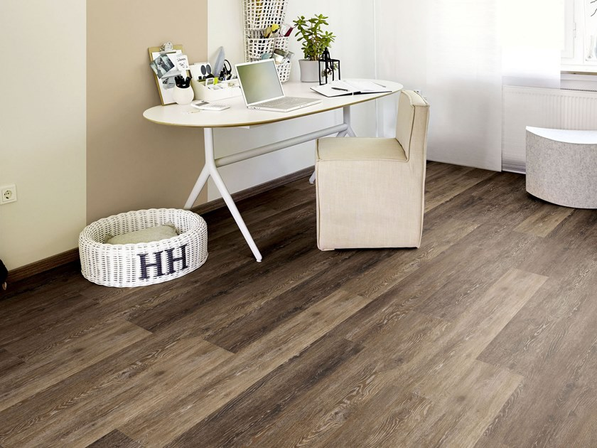 PVC flooring with wood effect PW 4023 by PROJECT FLOORS