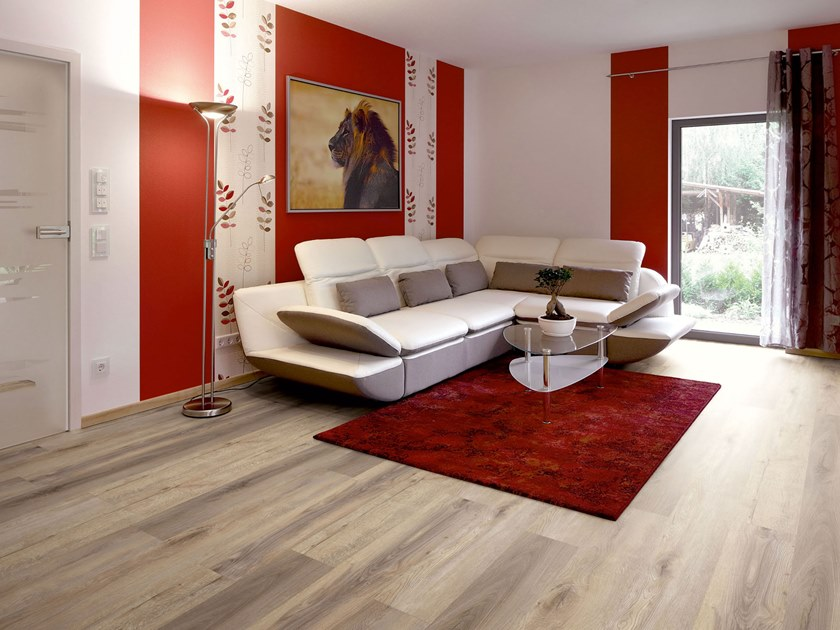 PVC flooring with wood effect PW 4100 by PROJECT FLOORS