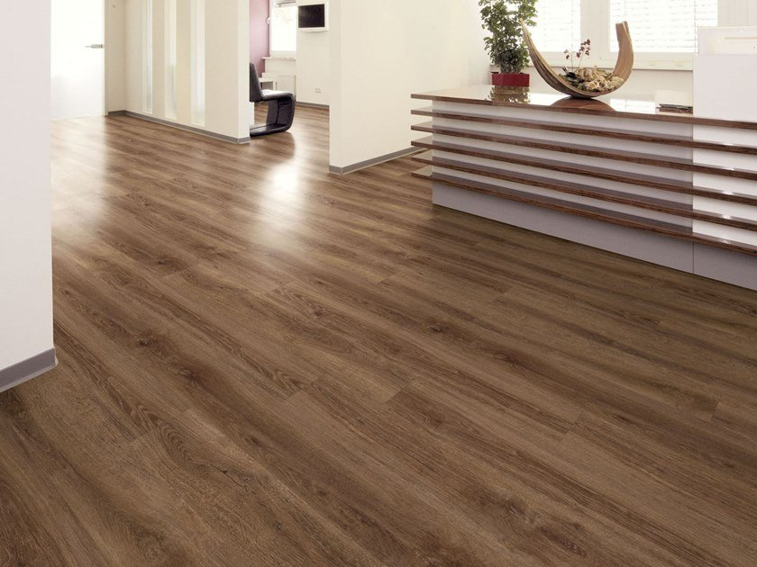 PVC flooring with wood effect PW 4150 by PROJECT FLOORS