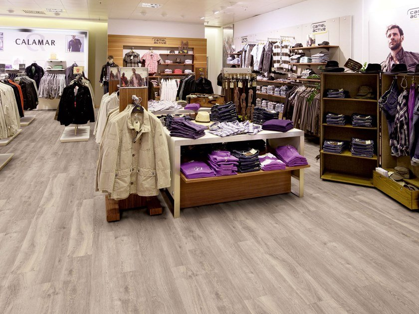 PVC flooring with wood effect PW 4151 by PROJECT FLOORS