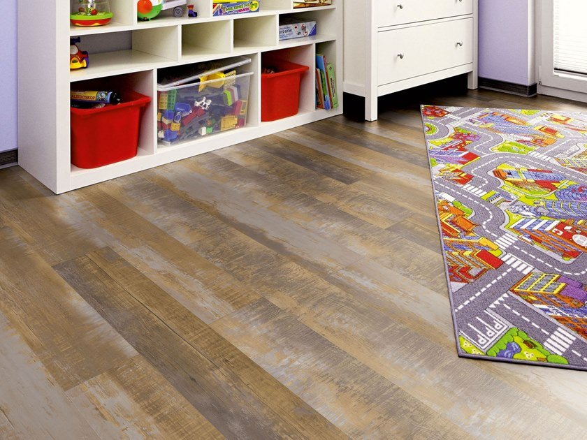 PVC flooring with wood effect PW 4170 by PROJECT FLOORS