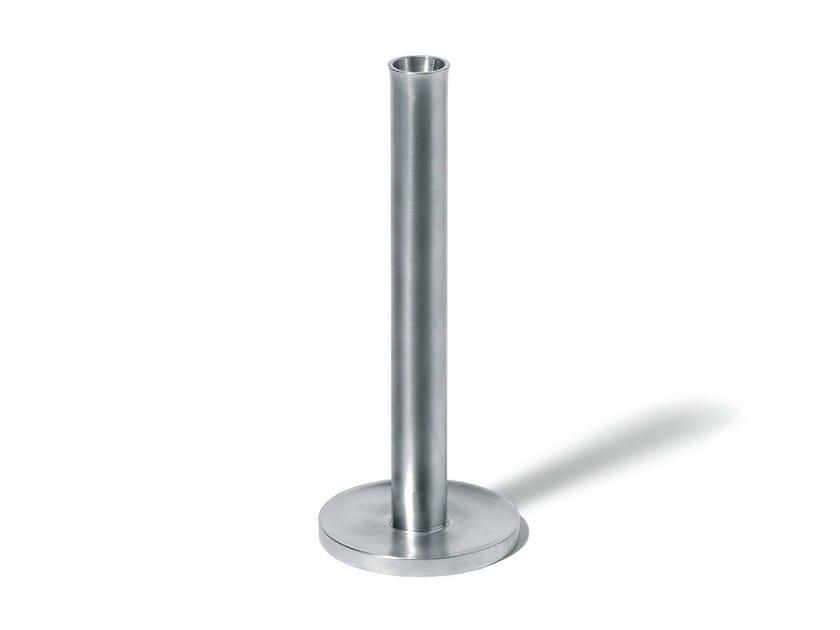 Aluminium candlestick PZ02   Candlestick by Alessi