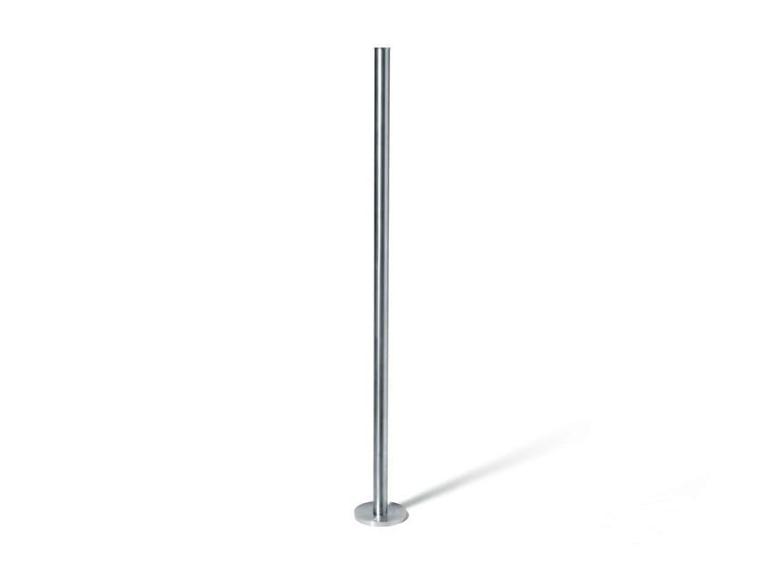 Aluminium candlestick PZ03 | Candlestick by Alessi