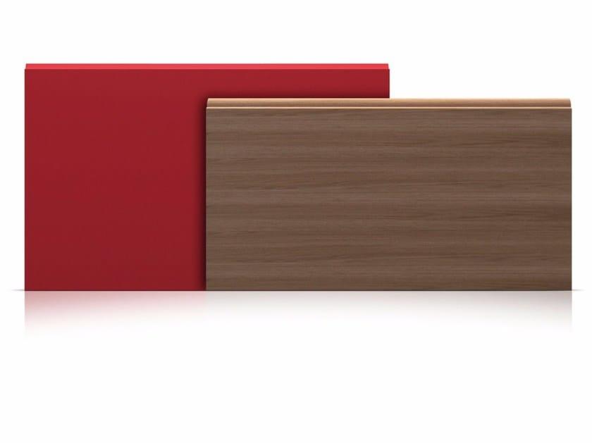 Pannelli per portone sezionale Pannelli con superficie esterna piana by Marcegaglia