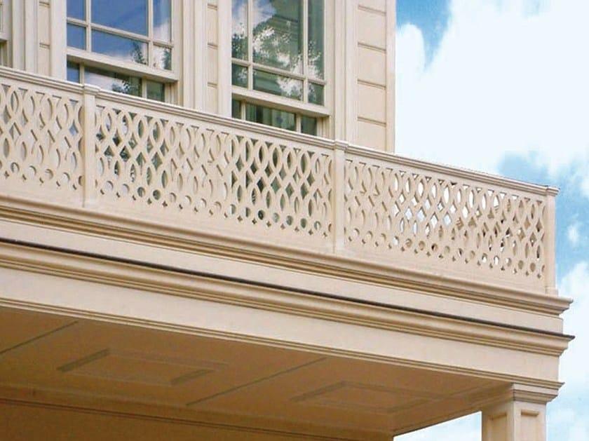 Parapetto per finestre e balconi Parapetto by Capoferri Serramenti