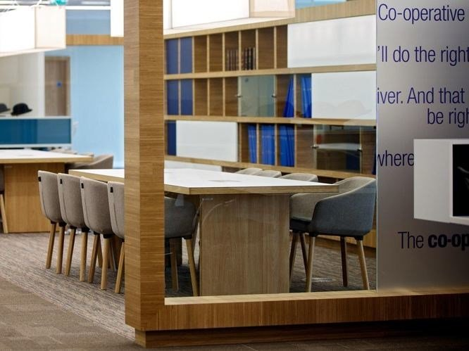 Wood veneer movable wall Movable wall by Plexwood