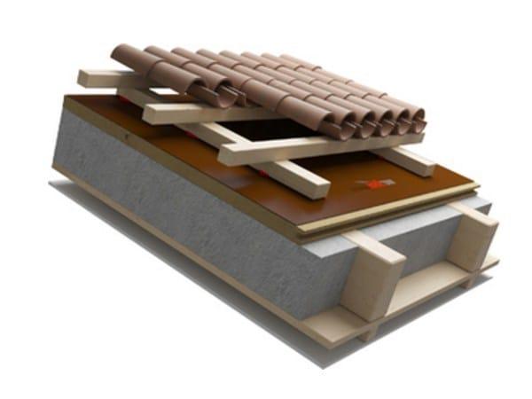 Sistema per tetto ventilato Tetto Passivo by Naturalia BAU