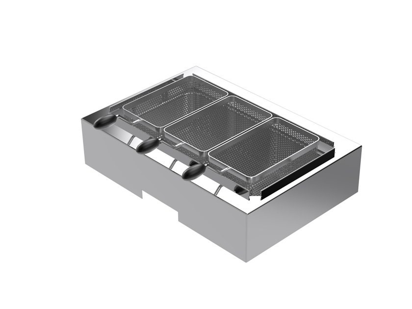 Pasta cooker Pasta boiler kit by La tavola