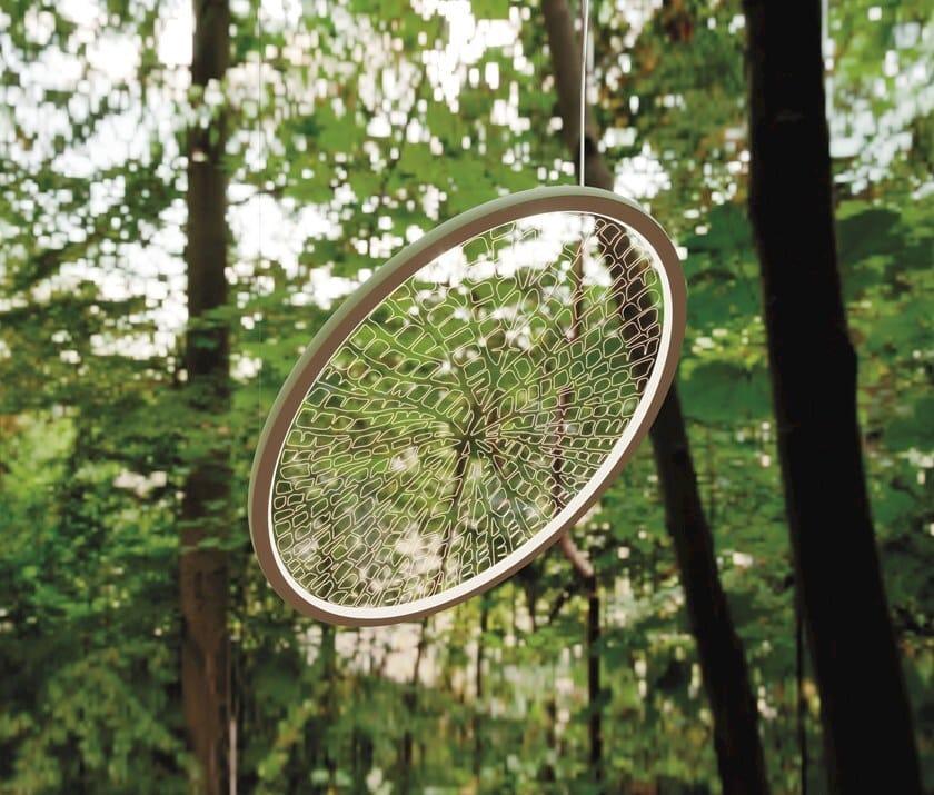 IRUPÈ | Lampada a sospensione per esterno